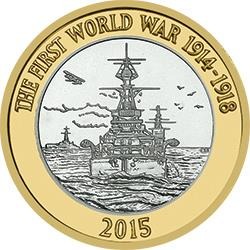 2015 First World War (Navy)