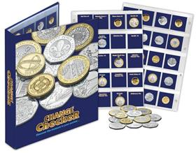 Own the Official Change Checker Collector's Album for just £9.99