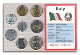 The Last 'Lira' Coins of Italy