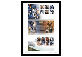 Star Wars Ultimate Framed Presentation