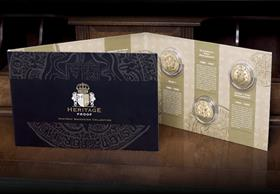 Heritage Proof - Historic Sovereign Collection