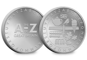 A-Z of Great Britain Collector's Medal