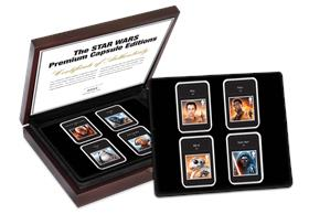 STAR WARS Premium Capsule Boxed Edition: New Trilogy