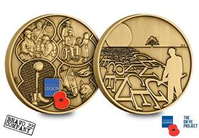 The Royal British Legion Armistice Commemorative - Inspire by Veterans