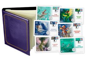 The Peter Pan Complete Cover Set