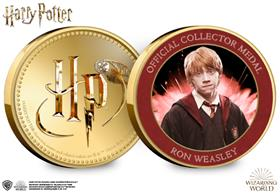 The Official Ron Weasley Medal