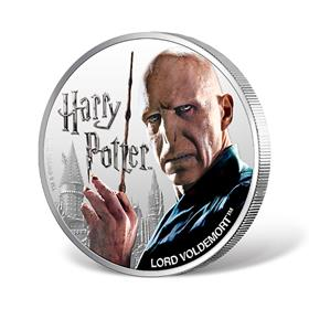 Voldemort 1oz Silver Proof Coin