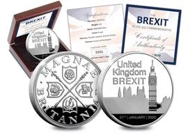 The UK EU Exit Silver Medal