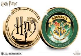 The Official Hogwarts Medal