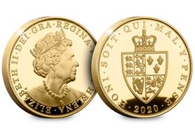 EIC 2020 Gold Proof Sovereign