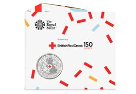 UK 2020 British Red Cross £5 BU Pack
