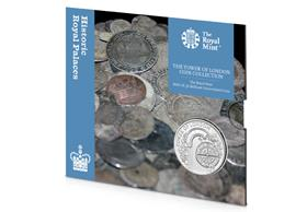 UK 2020 The Royal Mint £5 BU Pack