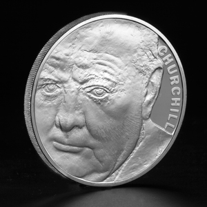 2015 uk churchill c2a35 bu coin on angle - Which new 2015 coin is your favourite? VOTE NOW...