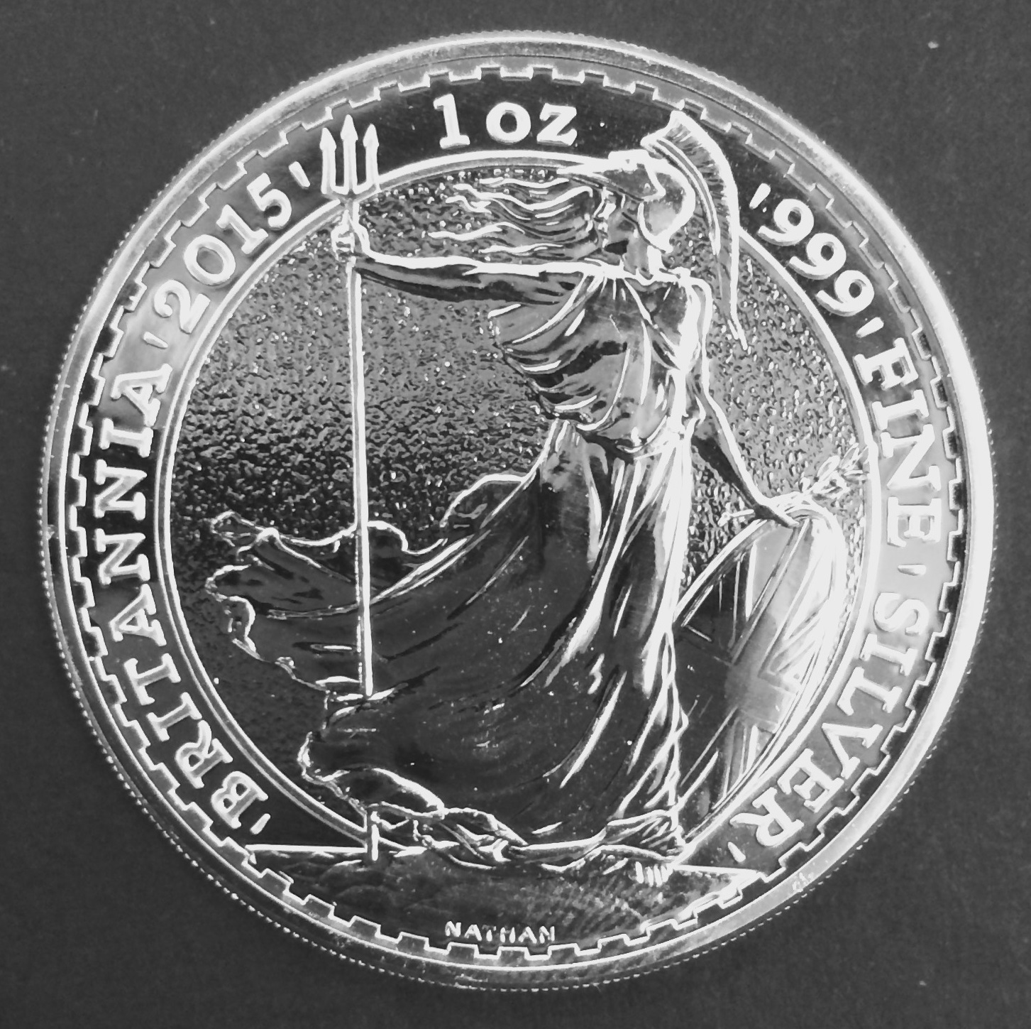 2015 1oz britannia - Announcing: The return of Britannia to our coins