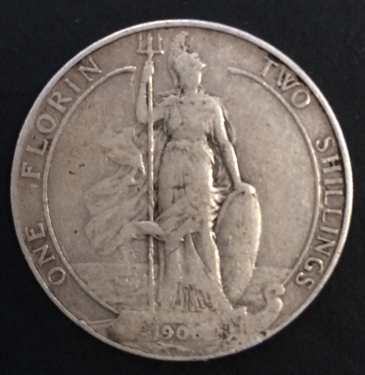 britannia florin - Announcing: The return of Britannia to our coins