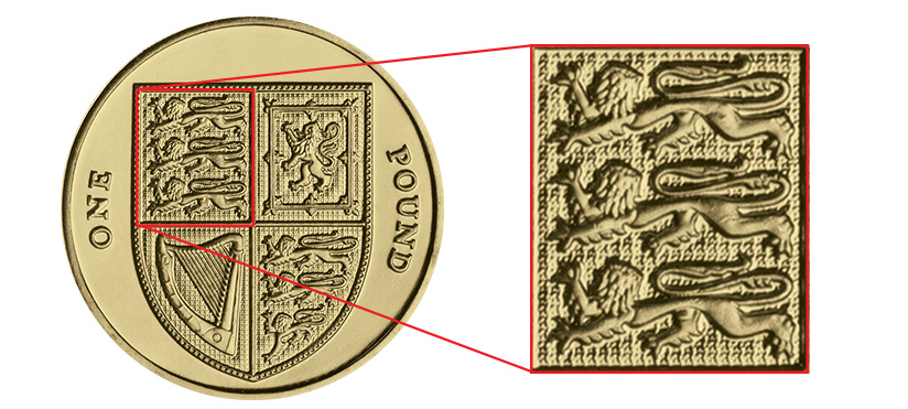 st change checker 1 shield image - Royal Proclamation confirms specification for new £2 coin