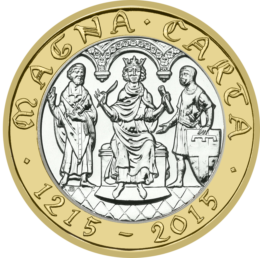 magna carta c2a32 front on - Is this the most important moment ever captured on a coin?