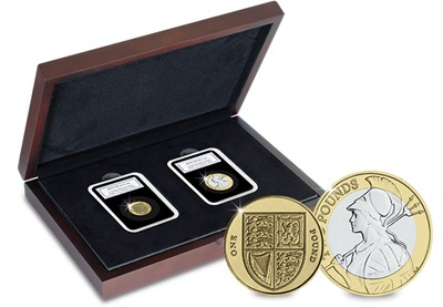 datestamp pair - 7 NEW UK Coins to be issued