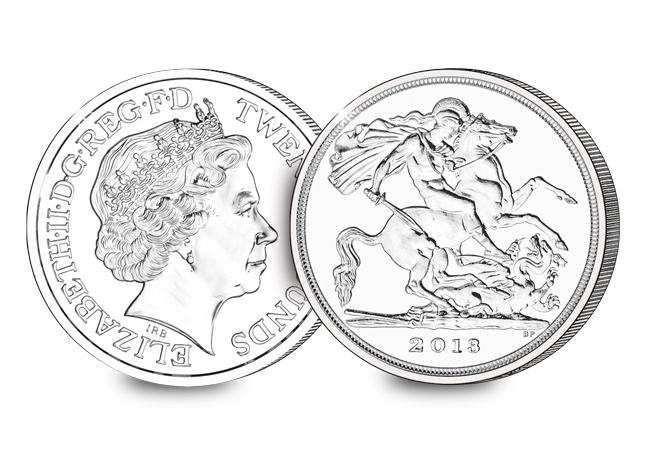 cl st george dragon 20 pounds - Why the Royal Mint MUST bring back PROPER face value coins