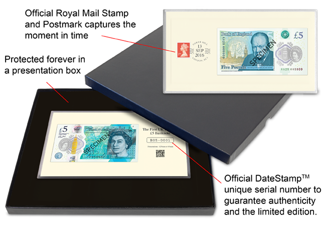 banknote ds - Everything you need to know about the new polymer £5 note