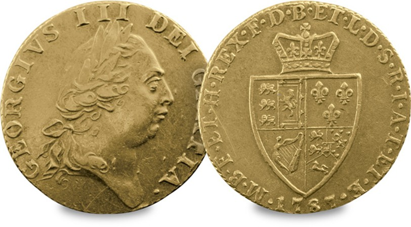 charles iii guinea - The coin that built the British Empire