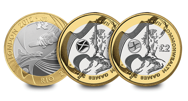 change checker most wanted product images two pounds - Most Wanted – Britain's most sought-after coins of 2016.
