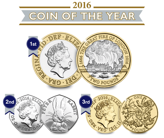 coin of the year web image 20161 - Coin of the Year - the results!