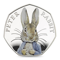 peter rabbit ag - How Peter Rabbit changed British Coin Collecting