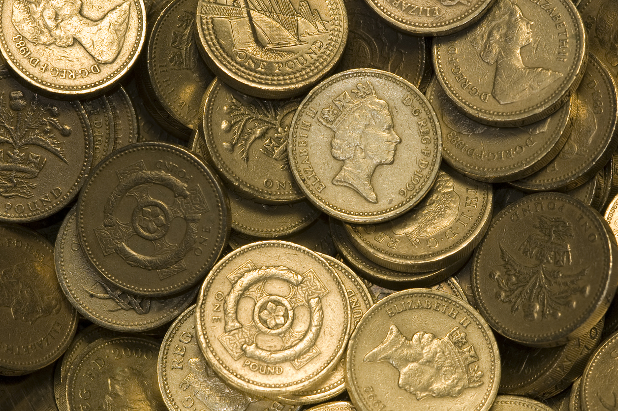 istock 178961961 - Check your £1 coins before you spend…