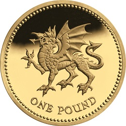 1995 c2a31 wales coin - Poll: What is your favourite £1 Coin Design? – Wales