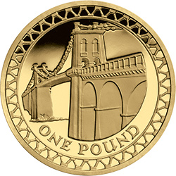 c2a31 menai bridge - Poll: What is your favourite £1 Coin Design? – Wales