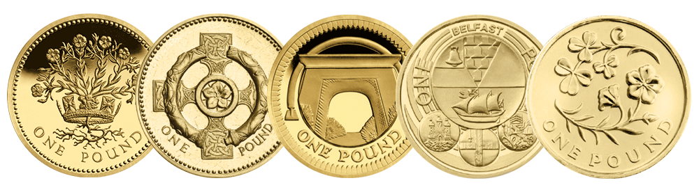 n i one pound coins - Poll: What is your favourite £1 Coin Design? - Northern Ireland