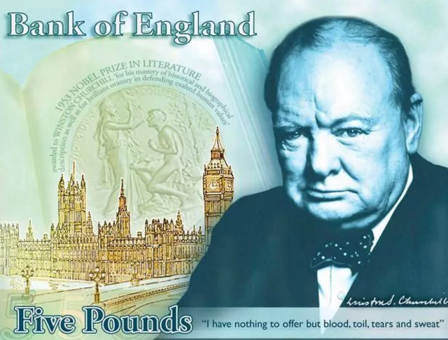 grammar error polymer c2a35 - The new £5 note has a major grammar blunder...But have you spotted it?