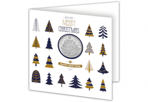 Xmas card 1 300x208 - The UK's FIRST EVER Christmas £5 Coin