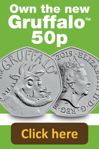 104T Gruffalo Blog Ad 200x300 - Real, Fake and Re-issued... The inside story on the Kew Gardens 50p!