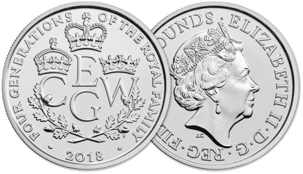 4 generations 1024x589 - The brand new £5 coin we've all been waiting for!