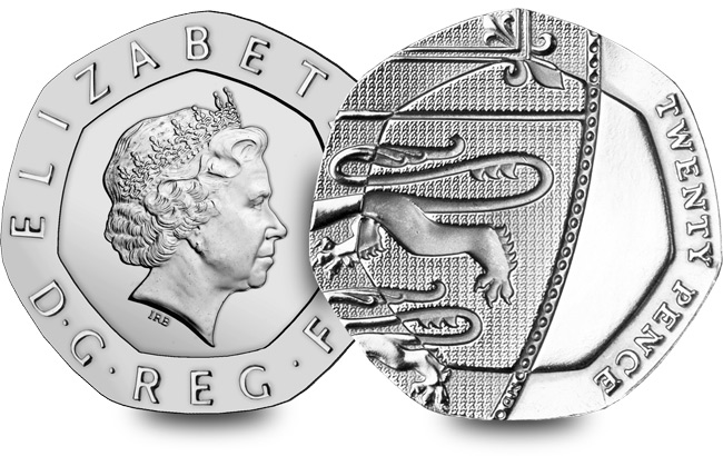 undated 20p - How much is my coin worth? - A five point guide.