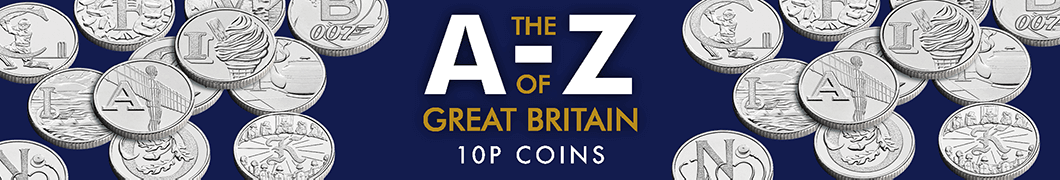 A Z 10p Coins Banner Desktop 1 - What is your favourite A-Z 10p design?