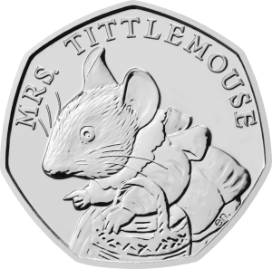 Brand new 2018 Beatrix Potter 50p coins announced!