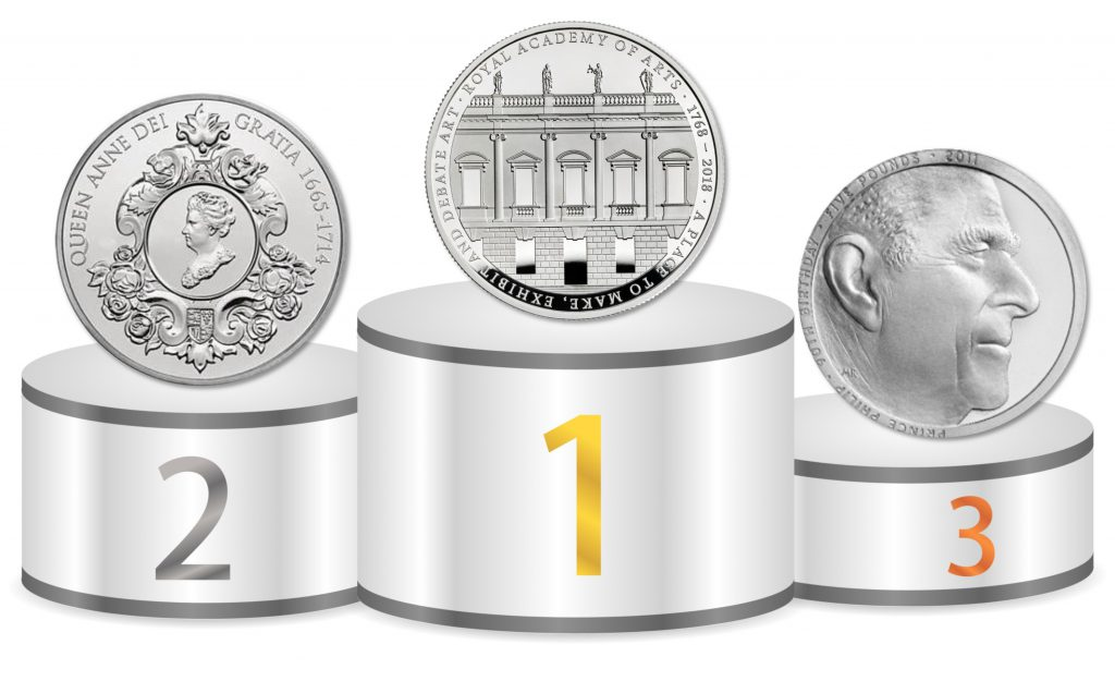 Picture3 1024x625 - The UK's brand new £5 coin is the rarest of them all!