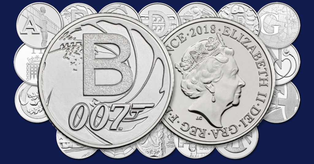 B Blog Final 1024x536 - New 10p coin to feature James Bond