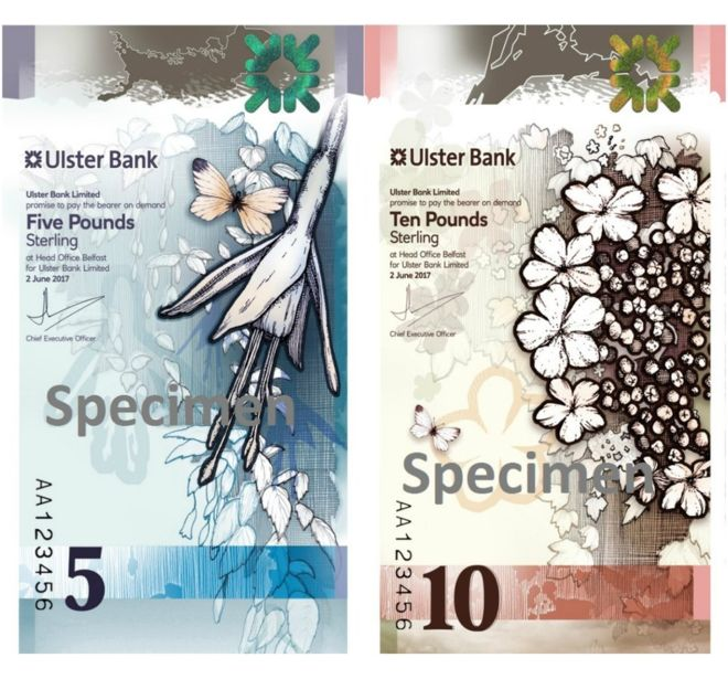 Why the new Northern Ireland Banknote is turning heads…