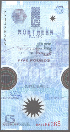 Why The New Northern Ireland Banknote Is Turning Heads
