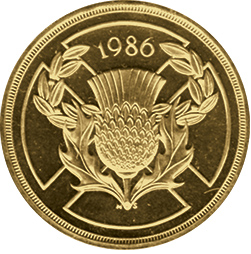 Commonwealth Games - Happy Birthday to the £2 coin!