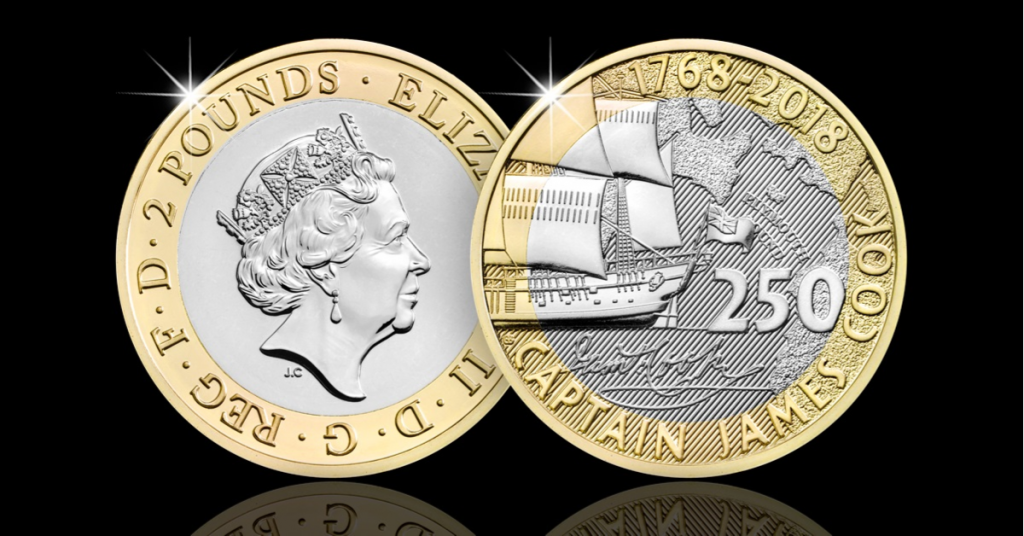 Picture1 4 1024x536 - Embark on a Voyage to Discover the NEW £2 Captain Cook Coin Collection