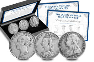 The life and reign of Queen Victoria told through her coins…