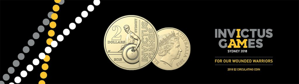 invictus header 1 1024x288 - The Australian $2 coin representing triumph over adversity…