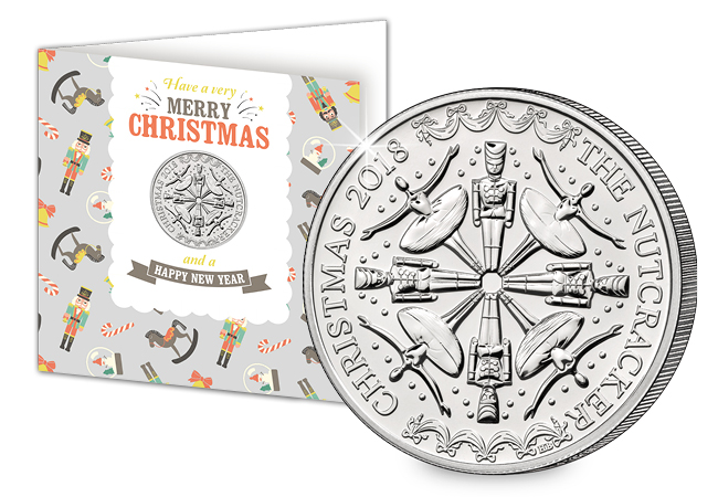Change Checker 2018 Christmas Card Product Page Image8 - Christmas comes early for Change Checkers as new UK coin is announced!