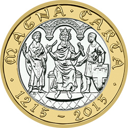 2015 Magna Carta - UPDATED: Vote for Britain's top historical coins!