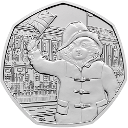 Paddington Palace - What's your favourite 50p coin design of the year 2018?